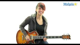"How to Play ""I Hate Myself For Loving You"" by Joan Jett and The Blackhearts on Guitar"