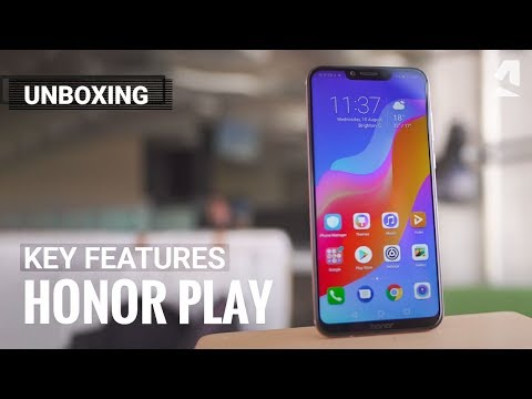 Huawei Honor Play Unboxing & Key Features