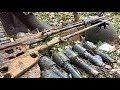 Подъем солдат на гридинской дороге смерти. Лучший поиск в этом году/ Excavations of Soviet soldiers