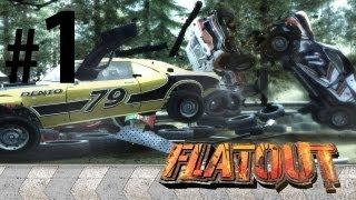 Проходим FLATOUT #1