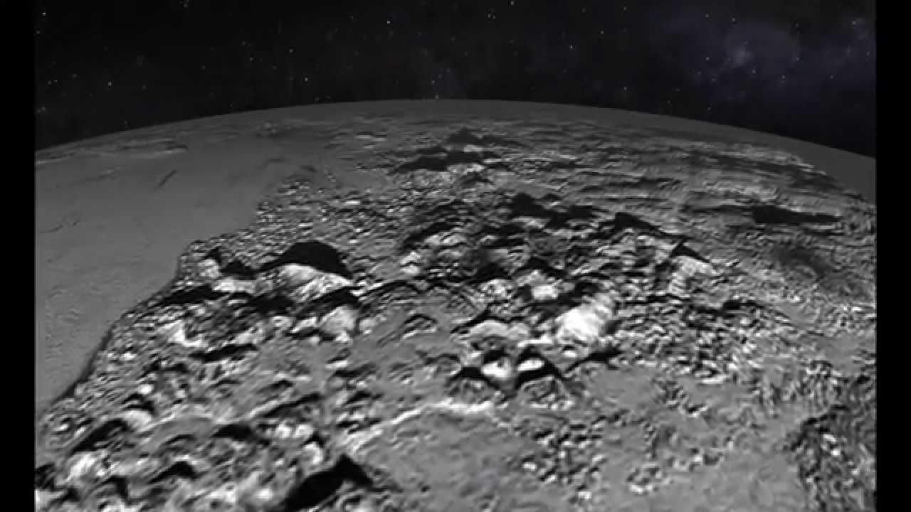 Kerberos Moon Of Plluto: Hello, Pluto: The 9-year Journey To A New Horizon