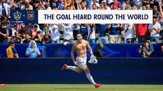 The Goal Heard Round The World | Hear international calls of Zlatan's stunning equalizer