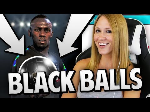 OMG!! BLACK BALLS ARE BACK IN MY LIFE! PES 2018