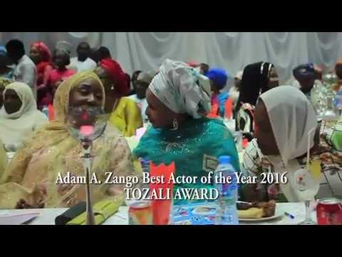 Adam A Zango Best actor tozali 2016