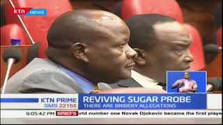 Political showdown looms in parliament over the never ending sugar saga