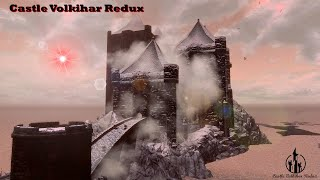 Getting around Volkihar, Skyrim's Dawnguard mod Castle Volkihar Redux with DiGiTaLCLeaNeR