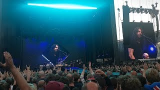 Foo Fighters Under Pressure Ullevi Gothenburg Sweden 2018 06 05
