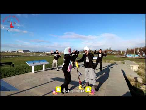 Laembadgini | Diljit Dosanjh | Bhangra Choreography - Shan-e- Punjab Surrey | Speed Records