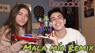 Reaccion: Maluma, Becky G, Anitta - Mala Mia Remix