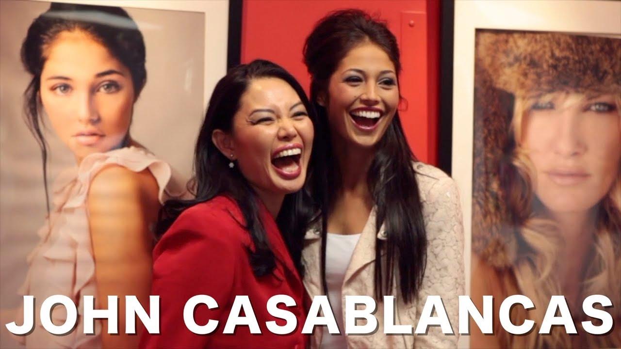 John Casblancas franchise recruitment video