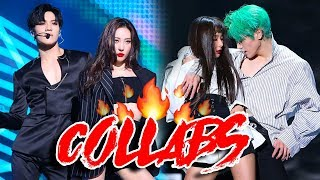 KPOP GROUPS Collab With Other KPOP GROUPS 