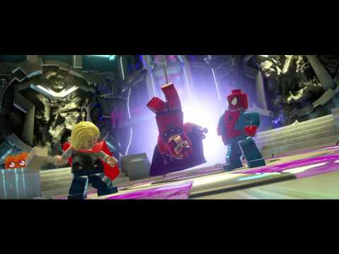 LEGO Marvel Super Heroes - Launch Trailer thumbnail