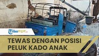 Pria Ditemukan Tewas dalam Posisi Peluk Kado Ulang Tahun Anak, Ketua RT: Pengen Pulang Kampung