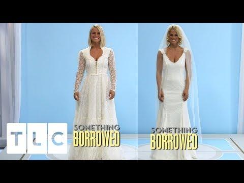 , title : 'A Female Bodybuilder Bride | Something Borrowed, Something New'
