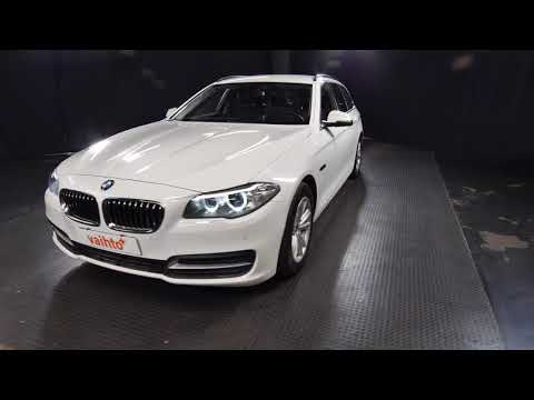 BMW 5-SARJA 518d Turbo Aut. F11 Touring Business, Farmari, Automaatti, Diesel, GLB-249