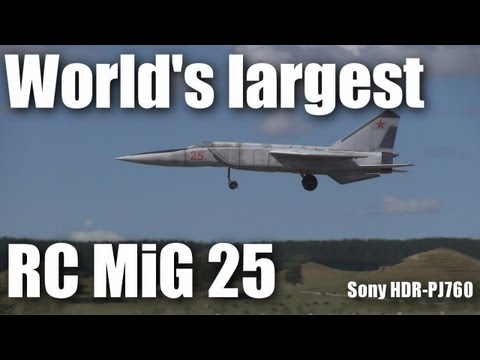 world39s-largest-rc-mig25-at-tokoroa