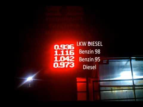 98 Benzin in schewrole latschetti