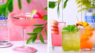 5 Refreshing Daytime Sips for a Spring in the Sun! So Yummy