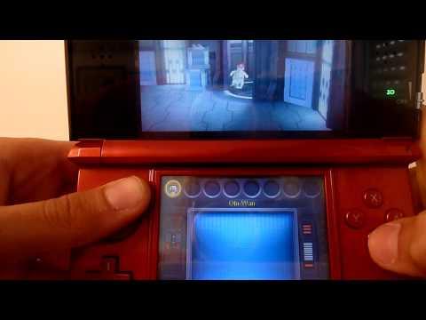 Vidéo LEGO Jeux vidéo 3DS-LSW-TCW : LEGO Star Wars III : The Clone Wars - Nintendo 3DS