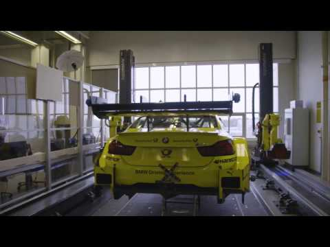 Precision work - BMW Motorsport