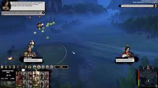 Total War: Three Kingdoms night ambush