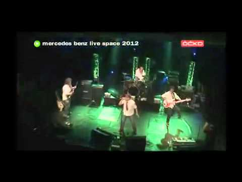 The Coolers - The Coolers - Right Now (live at Mercedes-Benz Live Space 2012)