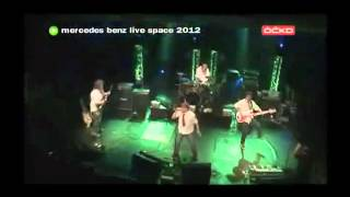 Video The Coolers - Right Now (live at Mercedes-Benz Live Space 2012)
