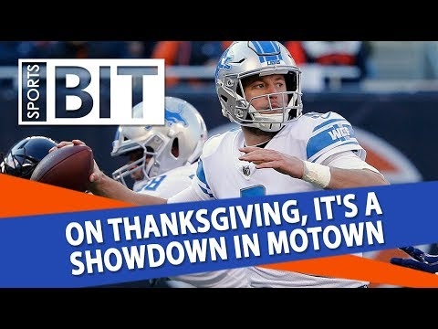 Minnesota Vikings at Detroit Lions | Sports BIT | NFL Picks