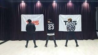 [창원TNS] 엑소 첸백시 헤이마마 안무 EXO-CBX - Hey Mama! Dance Cover