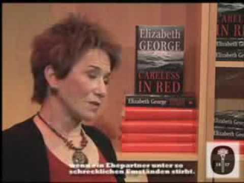 """""""Warum ich Lynley und Havers vermisst habe"""" - Elizabeth George live"""