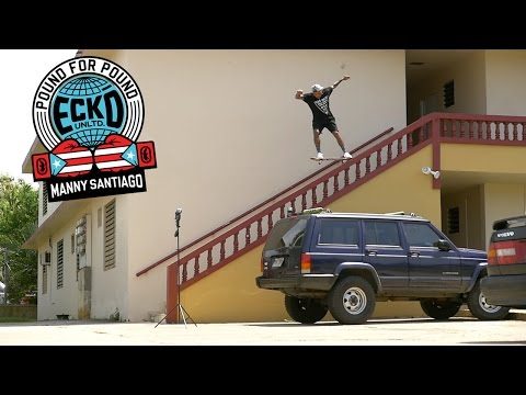 Manny Santiago's Pound For Pound part