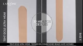 Douglas Lancôme Teint Idole Ultra Wear 24h Base de maquillaje anuncio
