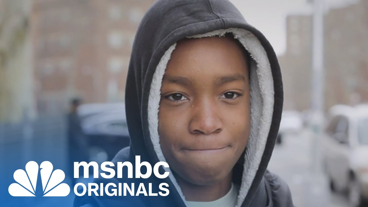 'Humans Of New York' Photo Raises $1M For Students | Originals | msnbc thumbnail