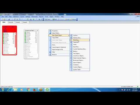 Learn qlikview - qlikview Course for Beginners | qlikview training 3 ...