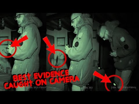 Real Scary Poltergeist Activity Caught On Camera (Best Evidence Ancient Ram Inn)