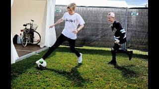 Marcus And Martinus // Football