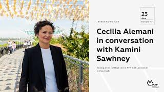 Cecilia Alemani in conversation with Kamini Sawhney