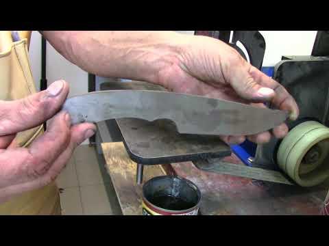 , title : 'изготовление ножа'