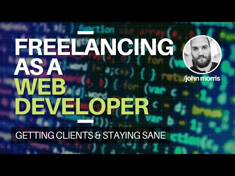 Freelancing as a web developer