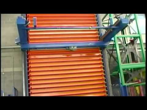 DynSheet Automatic Storage System for sheet metal plates