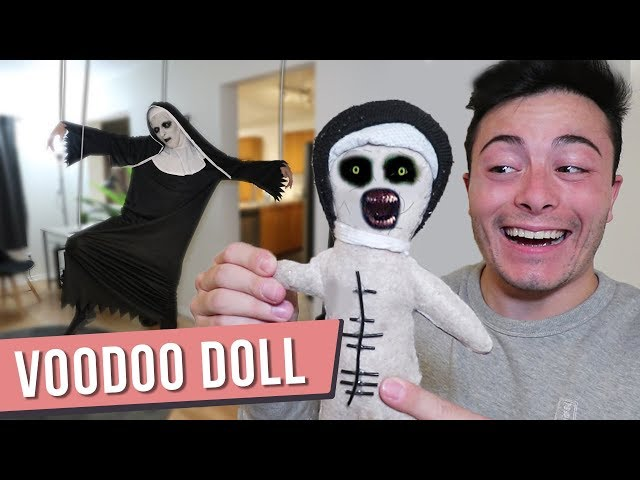 Do Not Make Evil Nun Voodoo Doll At 3am It Worked