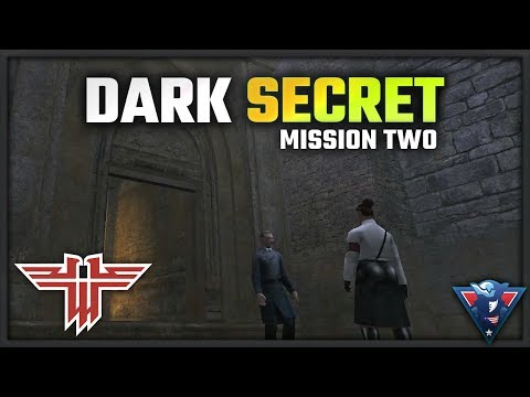 A DARK SECRET - Return to Castle Wolfenstein - Mission Two Playthrough