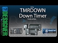 Designer: Using the TMRDOWN Instruction