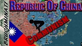 World Conqueror 4 | Republic Of China 1950 #1; Out With The Commies!