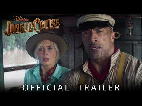 Disney's Jungle Cruise Trailer Starring Dwayne Johnson and Emily Blunt