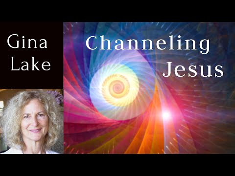 Gina Lake Channeling Jesus: The Game of Life and How to Enjoy Life