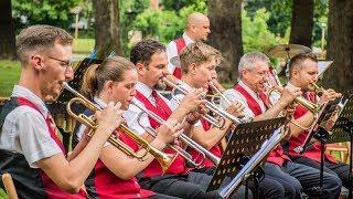 Promenadni koncert Pihalnega orkestra KD Ivan Kaučič Ljutomer