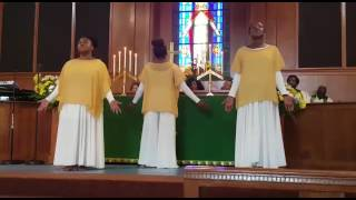 Praise Dance - I Will Listen by Twila Paris