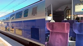 Paris   Barcelona By TGV High Speed Train In First Class (voyager En 1ère Classe TGV)