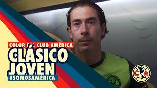 Color Clásico Joven | Cruz Azul 0-0 América | Jornada 12 GUARD1ANES 2020